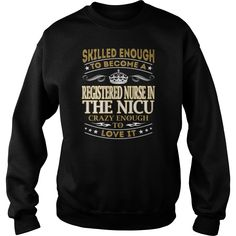 d7e3a367 Best REGISTERED #NURSE IN THE NICUFRONT6 Shirt, Please tag & share with  your