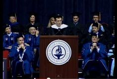 VIDEO: John Greens Butler commencement address is getting national attention!