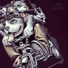 One of our very first designs. #ogabel #classic #bullies