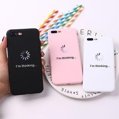 cool phone cases 597712181778860172 - For iPhone 8 X 7 Soft TPU Silicone Matte Case Girl Sticker Memes Cool Quote Funny Words For iPhone 6 5 Source by Diy Iphone Case, Cool Iphone Cases, Iphone Phone Cases, Iphone 5s, Cell Phone Covers, Apple Iphone, Ipod Cases, Iphone Case Covers, Iphone Headphones