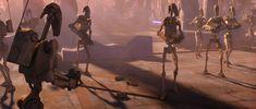 The Separatist war machine Battle Droid, Star Wars Clone Wars, War Machine, Stars, Sterne, Star