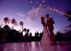 Destination Wedding Photography: Oahu, Hawaii. Photo by Benjamin DiCaprio.