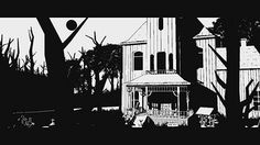 Noir Horror Game White Night Coming to PS4 on March 3rd - http://videogamedemons.com/news/noir-horror-game-white-night-coming-to-ps4-on-march-3rd/