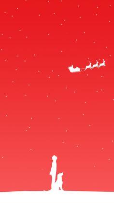 christmas tree iPhone 5 wallpaper