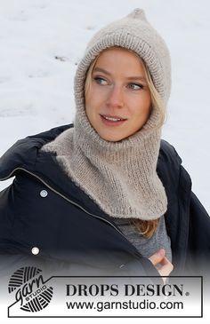Warm Snuggles / DROPS 214-71 - Gratis strikkeoppskrifter fra DROPS Design Drops Karisma, Drops Design, Snuggles, Turtle Neck, Crochet, Pattern, Sweaters, Fashion, Wedding