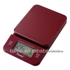 Tiamo ABS plastic Digital weighing scale with timer. Myscalestore, the best scale store in #Hialeah #Florida.  http://www.myscalestore.com/industrial-scales/crane-scales/