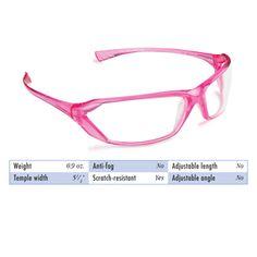 Metro Pink Safety Glasses ;) Bff!! @Nicole Novembrino Nicolitz