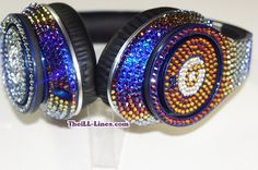 Customized Beats by Dre Headphones   Celebrity by TheILLlines, $599.99