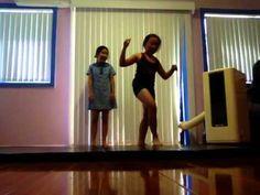 Level 3 acrobatics