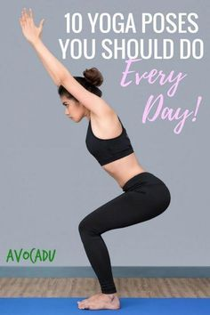 adb36a9047 10 Yoga poses you should do every day to get flexible, relieve aches and  pains