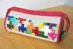 Sew Together Bag mit Sew Pixel Play