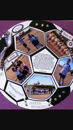 Soccer picture frames ⚽