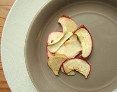 DIY dried apples