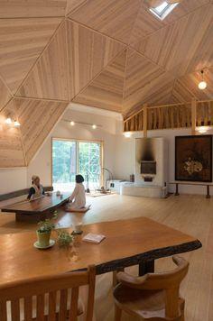 専門家が提案するドームハウスとは | ドームハウスを建てるなら専門家が設計するDOMEHOUSE info へ Monolithic Dome Homes, Geodesic Dome Homes, Round House Plans, Yurt Living, Dome House, Secret Rooms, House Blueprints, New Home Designs, Sweet Home