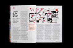 DOR Magazine by Alex Beltechi, via Behance
