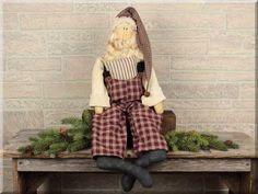 C1044 Dieting Santa