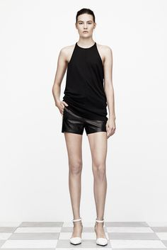 T by Alexander Wang - Spring 2013 Ready-to-Wear