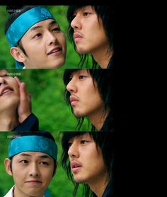 Best bromance.....Sungkyunkwan Scandal 100% the best characters. :D