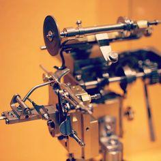 Wonderful tour to produce watches components #jaquet #watchmaker #lachauxdefonds #watches #mechanical