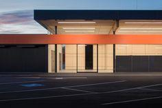 ASZ (Abfallsammelzentrum) Perg, OÖ - Austria Austria, Desktop Screenshot, Architects, Projects