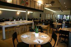 Le Basilic café, pour un bon brunch les dimanches matins.  Les autres jours, nous vous recommandons l'excellent hamburguer le T.O.U.B.I.B. qui guérit de la faim