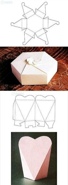 New Craft Paper Box Packaging Diy 57 Ideas - sew + craft - Paper Diy Gift Box, Paper Gift Box, Diy Box, Paper Gifts, Diy Gifts, Paper Boxes, Gift Boxes, Origami Diy, Origami Paper