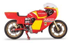 1980 Ducati Pantah TT 'Corsa'