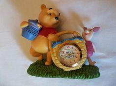 Winnie The Pooh and Tigger Too Best Friends Clock