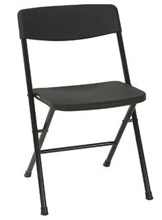Cosco White Plastic Seat Metal Frame Outdoor Safe Folding Chair (Set of - The Home Depot Best Folding Chairs, Plastic Folding Chairs, Folding Tables, Dining Room Furniture, Home Furniture, Furniture Deals, Room Chairs, Folding Furniture, Eames Chairs