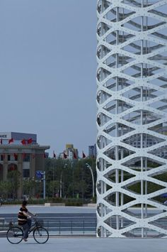 Tower of Ring / EASTERN Design Office | ArchDaily