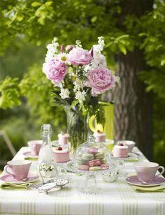 Garden High Tea