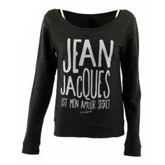Jean-Jacques Sweater - Night Melange