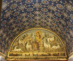 Ravenna mosaics by Mimi_K