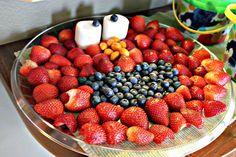 Kitchie Coo: Sesame Street Birthday Party