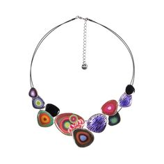 #Desigual CARRY #Necklace black