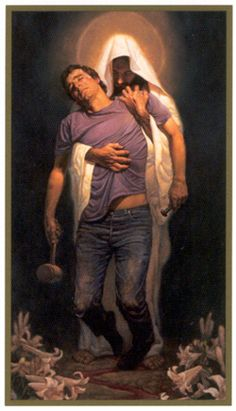 Forgiven - My fav painting ever.