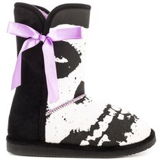 Misfits Fugly Boot - Black Iron Fist $59.99