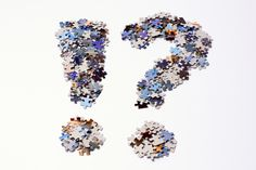 """""""Punctuation marks made of puzzle pieces"""" by Horia Varlan Speech Language Pathology, Speech And Language, Language Arts, Easy Grammar, Cool Slides, Asking The Right Questions, Grammar Lessons, Sense Of Place, Writing Workshop"""