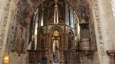 Visitez Tomar, la ville des Templiers et son magnifique Couvent du Christ !