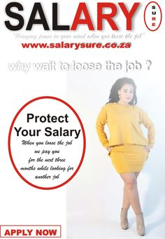 Why wait until it happens to you ? Act now #salaryinsurance @Zara_Sa @Hlanyos