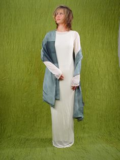 non violent silk hand dyed linen silk velvet eco cotton slow fashion artisanal layered look.. since 1984