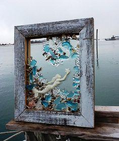 Resin Art Ideas With Frames
