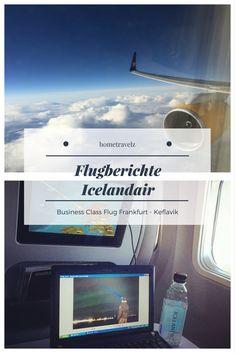 Flugbericht Icelandair von Keflavik nach Frankfurt. Das ganze in der Saga Class / Business Class in der Boeing 757-200. Was ihr erwarten dürft, gibt es bei uns im Blog.
