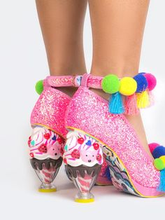 Best shoes every Irregular Shoes, Irregular Choice Heels, Pretty Shoes, Cute Shoes, Me Too Shoes, Sock Shoes, Shoe Boots, Funny Shoes, Creative Shoes