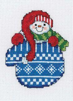 Mini Cross Stitch, Cross Stitch Cards, Cross Stitching, Cross Stitch Embroidery, Cross Stitch Christmas Ornaments, Christmas Cross, Cross Stitch Pattern Maker, Cross Stitch Patterns, Plastic Canvas Patterns