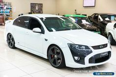 2011 Ford Falcon FG Upgrade Winter White Automatic A Sedan Ford Falcon Australia, Australian Cars, Ford Gt, New And Used Cars, Motorcycles For Sale, Winter White, Cars For Sale, Cool Cars, Dream Cars