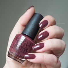 SWATCH OPI OPI Scores A Goal