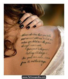 Unique Tattoos for Women Meanings | Unique%20Tattoos%20For%20Women 03 Unique Tattoos For Women 03