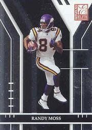 2004 Donruss Elite #56 Randy Moss by Donruss Elite. $0.19