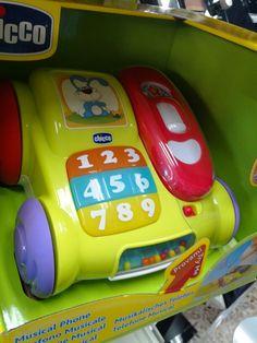 Musical phone